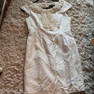 Jessica Howard ivory dress